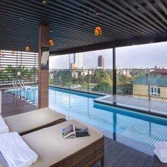 Golden Lotus Luxury Hotel бассейн фото 2