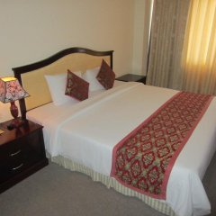 Отель Asean Halong Халонг комната для гостей фото 5