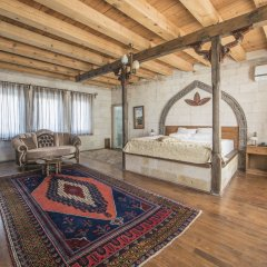Ottoman Cave Suites Турция, Гёреме - отзывы, цены и фото номеров - забронировать отель Ottoman Cave Suites онлайн комната для гостей