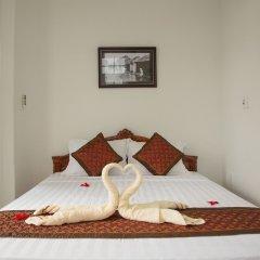 Отель Beautiful Moon Hoi An Villa комната для гостей фото 3