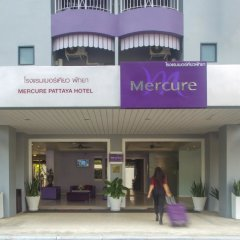 Отель Mercure Pattaya парковка