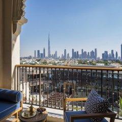 Отель Four Seasons Resort Dubai at Jumeirah Beach балкон