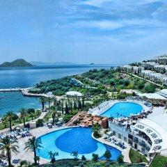 Отель Yasmin Bodrum Resort бассейн