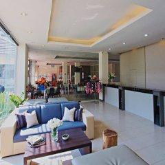 The Zen Hotel Pattaya интерьер отеля