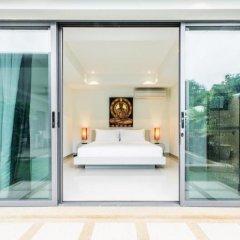 Отель Asia Baan 10 pool Villas балкон