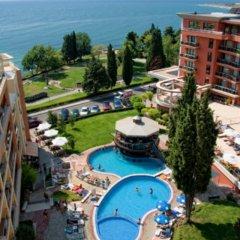Отель Panorama Beach Studio Болгария, Несебр - отзывы, цены и фото номеров - забронировать отель Panorama Beach Studio онлайн пляж
