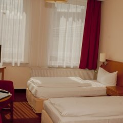 Отель Residence am Hauptbahnhof Германия, Гамбург - 1 отзыв об отеле, цены и фото номеров - забронировать отель Residence am Hauptbahnhof онлайн комната для гостей фото 5