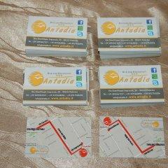 Отель Antadia B&B Италия, Палермо - 1 отзыв об отеле, цены и фото номеров - забронировать отель Antadia B&B онлайн спа