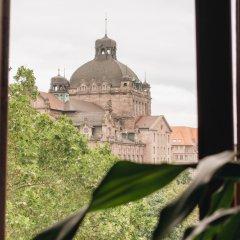 Отель Apollo Apartments Германия, Нюрнберг - отзывы, цены и фото номеров - забронировать отель Apollo Apartments онлайн балкон