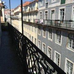 Отель Lisbon Happy Hostel by Sweet Home Hospedagem Португалия, Лиссабон - отзывы, цены и фото номеров - забронировать отель Lisbon Happy Hostel by Sweet Home Hospedagem онлайн балкон