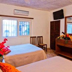 Отель Posada De Roger Пуэрто-Вальярта комната для гостей фото 3