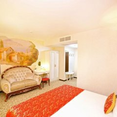 Гостиница Villa Marina 3* Стандартный номер с двуспальной кроватью фото 16
