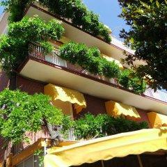Отель Albergo Villalma Римини балкон