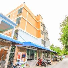 Отель OYO 309 Ze Residence Ram Intra Таиланд, Бангкок - отзывы, цены и фото номеров - забронировать отель OYO 309 Ze Residence Ram Intra онлайн вид на фасад