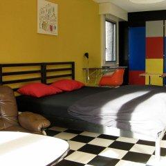 Budget Hostel Zurich комната для гостей фото 2