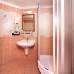 Отель Residence Select & Apartments Чехия, Прага - отзывы, цены и фото номеров - забронировать отель Residence Select & Apartments онлайн ванная фото 2