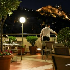 Athens Zafolia Hotel питание