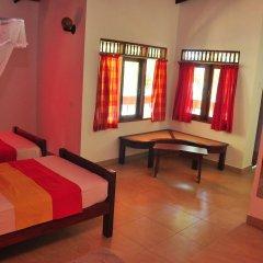 Отель Ypsylon Tourist Resort Шри-Ланка, Берувела - отзывы, цены и фото номеров - забронировать отель Ypsylon Tourist Resort онлайн комната для гостей фото 2