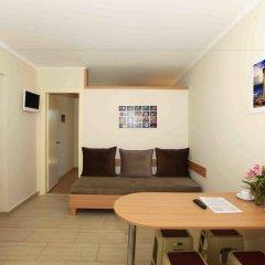 Sun City Apartments & Hotel Турция, Сиде - отзывы, цены и фото номеров - забронировать отель Sun City Apartments & Hotel онлайн комната для гостей фото 4