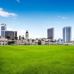 Отель ZEN Rooms Jalan Raja Laut Chowkit Малайзия, Куала-Лумпур - отзывы, цены и фото номеров - забронировать отель ZEN Rooms Jalan Raja Laut Chowkit онлайн фото 3