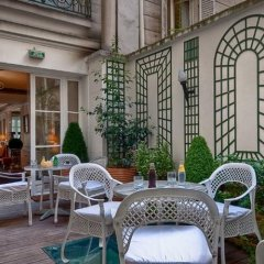 Отель Elysées Ceramic Франция, Париж - отзывы, цены и фото номеров - забронировать отель Elysées Ceramic онлайн фото 2