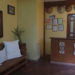 Отель Sun Garden Hilltop Resort Филиппины, остров Боракай - отзывы, цены и фото номеров - забронировать отель Sun Garden Hilltop Resort онлайн интерьер отеля фото 2