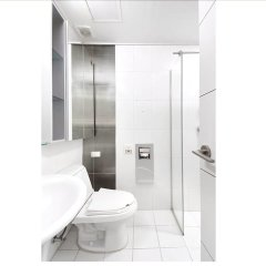 Отель The O vill ванная