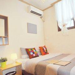 Отель Kimchee Dongdaemun Guesthouse Сеул комната для гостей фото 4