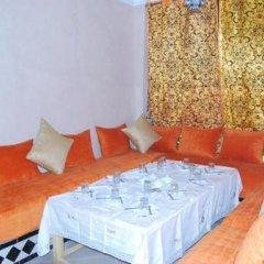 Отель Résidence Marwa Марокко, Уарзазат - отзывы, цены и фото номеров - забронировать отель Résidence Marwa онлайн комната для гостей фото 3