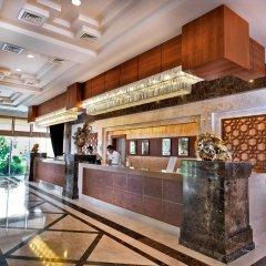 Отель Crystal Kemer Deluxe Resort And Spa Кемер интерьер отеля фото 3