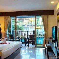 Отель Buri Tara Resort комната для гостей фото 2