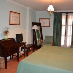 Отель Posada Real Del Pinar Посаль-де-Гальинас комната для гостей фото 5