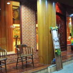 Отель Lullaby Inn Бангкок бассейн