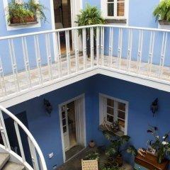 Отель Entre Barrios Hospederia Мехико балкон