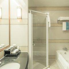 Отель Xiamen International Seaside Hotel Китай, Сямынь - отзывы, цены и фото номеров - забронировать отель Xiamen International Seaside Hotel онлайн ванная фото 2