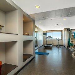 Отель Holiday Inn Porto Gaia фитнесс-зал фото 3