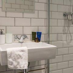 Отель Kerkstraat Suites Нидерланды, Амстердам - отзывы, цены и фото номеров - забронировать отель Kerkstraat Suites онлайн ванная фото 2
