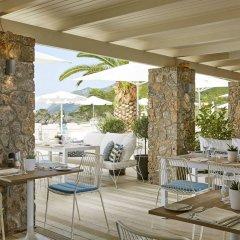 Отель Pelekas Beach (side Sea View - Half Board) Греция, Корфу - отзывы, цены и фото номеров - забронировать отель Pelekas Beach (side Sea View - Half Board) онлайн питание фото 2