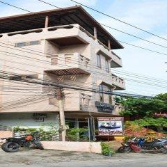 Отель Nirvana Guesthouse парковка