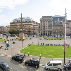 Millennium Hotel Glasgow парковка