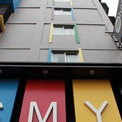 Отель Myhotel Cmyk@Ratchada фото 12