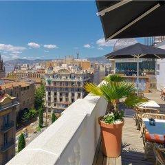 H10 Montcada Boutique Hotel балкон