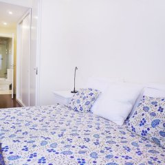 Апартаменты The Bonsai Apartment at Glamorous Chiado сейф в номере