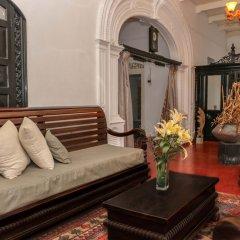 Отель Villa Rosa Blanca - White Rose Шри-Ланка, Галле - отзывы, цены и фото номеров - забронировать отель Villa Rosa Blanca - White Rose онлайн интерьер отеля