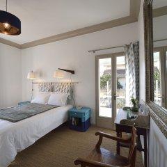 Отель Villa du roc fleuri Франция, Канны - отзывы, цены и фото номеров - забронировать отель Villa du roc fleuri онлайн комната для гостей фото 3