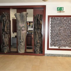 Отель Capital Inn Ibadan интерьер отеля
