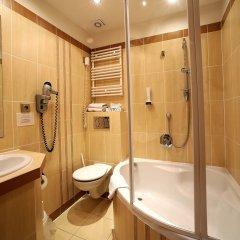 Отель ROUDNA Пльзень ванная фото 2