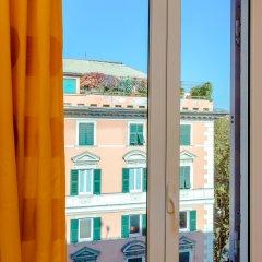 Hotel Boccascena Генуя балкон