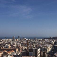 Отель Meliá Barcelona Sarrià балкон