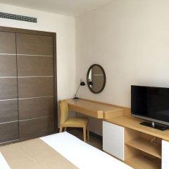 Апартаменты Bluesky Serviced Apartment Airport Plaza удобства в номере фото 2